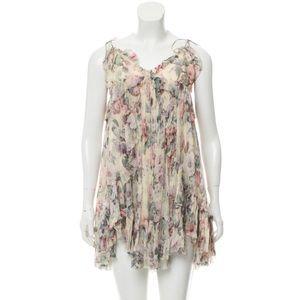 Zimmerman silk mini dress
